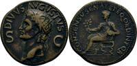 Dupondius 37-41 RÖMISCHE KAISERZEIT DIVUS AUGUSTUS, geprägt unter Calig... 600,00 EUR kostenloser Versand