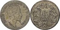 10 Öre 1857 ST Schweden Oscar I., 1844-59 fast ss  8,00 EUR  zzgl. 3,00 EUR Versand