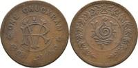 1 Chuckram 1906-35 Indien - Travancore Rama Varma VI., 1885-1924 ss Ran... 14,00 EUR  zzgl. 3,00 EUR Versand