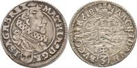 3 Kreuzer 1618 RDR Austria Habsburg Wien Matthias I., 1612-1619 ss/Schr... 40,00 EUR  zzgl. 3,00 EUR Versand