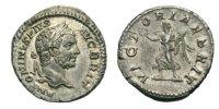 Denar 215 RÖMISCHE KAISERZEIT Caracalla, 198 - 217 vorzüglich  140,00 EUR
