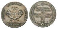 Silbermedaille 1816 Habsburg Bayern Franz II./I., 1792 - 1835 Kl. Randk... 85,00 EUR