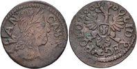 Cu Schilling 1663 Polen Litauen Johann Casimir, 1649-1668. ss  15,00 EUR