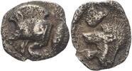 Hemiobol 525 - 475  Mysien Kyzikos  ss  80,00 EUR
