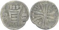 Denar 1210-1280 Brabant Antwerpen Anonyme städtische Prägung. ss  60,00 EUR  zzgl. 3,00 EUR Versand