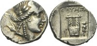 Drachme 168-78 Lykien Olympus  ss+  175,00 EUR  +  3,00 EUR shipping