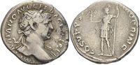 Denar 103-111 RÖMISCHE KAISERZEIT Trajanus, 98-117 ss  75,00 EUR