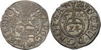 1/24 Taler 1600 Schauenburg Adolf XIII., 1576-1601. ss+  50,00 EUR