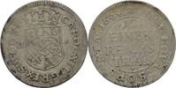 Pmmern Schweden Stettin 1/12 Taler Karl XI., 1660-1697