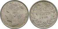 10 Cents 1903 Niederlande Wilhelmina (1890-1948) vz+  40,00 EUR