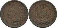 Cent 1893 USA  ss  15,00 EUR