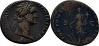 As 88-89 RÖMISCHE KAISERZEIT Domitian, 81-96 ss  120,00 EUR