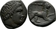 Bronze  Sizilien Syrakus Agathokles, circa 295-289 vz  170,00 EUR