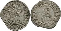 2 Kreuzer 1591 Pfalz Simmern Richard, 1569-1598 Überprägt, ss  20,00 EUR