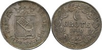 6 Grote 1840 Bremen  vz-  135,00 EUR