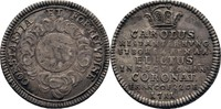 Jeton = Feinsilbergroschen 1711 RDR Habsburg Karl VI., 1711-1740 vz  60,00 EUR