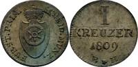 Kreuzer 1809 Fürstprimatische Staaten Carl Theodor von Dalberg, 1806-18... 85,00 EUR  zzgl. 3,00 EUR Versand