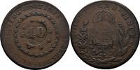 40 Reis 1827 Brasilien Brazil Pedro I., 1822-1831 ss  25,00 EUR  zzgl. 3,00 EUR Versand