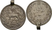 5000 Dinars (5 Kran) 1902 Iran Muzaffar al-Din Shah, 1896-1907 ss gehen... 30,00 EUR  zzgl. 3,00 EUR Versand