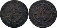1/4 Macuta 1763 Port. Angola Joseph I., 1750-77 ss tiefer Schrötlingsfe... 30,00 EUR  zzgl. 3,00 EUR Versand