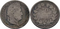 50 Centimes 1845 B Frankreich Louis Philippe I., 1830-48 fast ss  40,00 EUR  zzgl. 3,00 EUR Versand