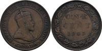 1 Cent 1903 Kanada Edward VII., 1901-10 ss  7,00 EUR  zzgl. 3,00 EUR Versand