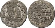 Dreigröscher Trojak 1596 Polen Lublin Sigismund III., 1587-1632 Prägesc... 250,00 EUR kostenloser Versand