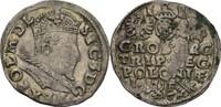 Dreigröscher Trojak 1596 Polen Lublin Sigismund III., 1587-1632 Prägesc... 150,00 EUR  zzgl. 3,00 EUR Versand