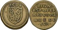 Ratszeichen 1544 Regensburg, Stadt  ss  130,00 EUR  zzgl. 3,00 EUR Versand