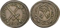 Ratszeichen 1651 Regensburg, Stadt  vz  130,00 EUR  zzgl. 3,00 EUR Versand