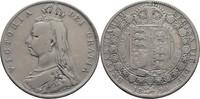 1/2 Crown 1890 Grossbritannien Victoria, 1837-1901. f.ss  20,00 EUR  zzgl. 3,00 EUR Versand