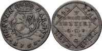 5 Kreuzer 1765 Hessen Darmstadt Ludwig VIII., 1739-1768 ss  185,00 EUR  zzgl. 3,00 EUR Versand