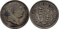 6 Pence 1817 Grossbritannien George III., 1760-1820. kl. Bug, ss  50,00 EUR  zzgl. 3,00 EUR Versand