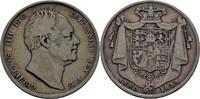 Halfcrown 1834 Grossbritannien William IV., 1830-1837 ss  85,00 EUR  zzgl. 3,00 EUR Versand