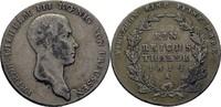 Taler 1814 Preussen Berlin Friedrich Wilhelm III., 1797-1840 ss  60,00 EUR  zzgl. 3,00 EUR Versand