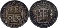 120 Reis 1828-1834 Portugal Miguel I., 1828-1834 vz  60,00 EUR  zzgl. 3,00 EUR Versand