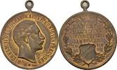 Tragbare Medaille 1903 Baden Wilhelm II. vz  40,00 EUR  zzgl. 3,00 EUR Versand