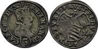 3 Kreuzer 1599 RDR Steiermark Graz Ferdinand II., 1592-1618 ss  200,00 EUR kostenloser Versand