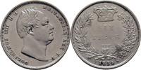 6 Pence 1834 Großbritannien William IV., 1830-1837 ss  55,00 EUR  zzgl. 3,00 EUR Versand