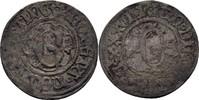 Körtling 1537 Göttingen  Prägeschwächen, ss  95,00 EUR  zzgl. 3,00 EUR Versand
