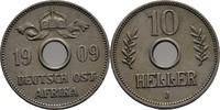 10 Heller 1909 DOA Deutsch Ostafrika  vz  35,00 EUR  zzgl. 3,00 EUR Versand
