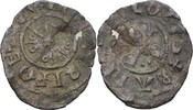 Denier 1231-1251 Kreuzfahrer Tripolis Bohemund V., 1231-1251 Gelocht, ss  80,00 EUR  zzgl. 3,00 EUR Versand