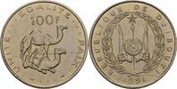 100 Francs 1991 Djibouti 2 Dromedare prägefrisch  7,00 EUR  zzgl. 3,00 EUR Versand