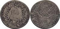 10 Kreuzer 1766 RDR Steiermark Graz Franz I., 1745-1765 f.ss/ss  100,00 EUR  zzgl. 3,00 EUR Versand