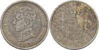 50 Centimos 1904 (10) PCV Spanien Alfonso XIII., 1886-1931 vz  19,00 EUR  +  3,00 EUR shipping