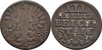 XII Heller 1758 Aachen  ss  20,00 EUR  +  3,00 EUR shipping