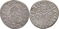 3 Kreuzer 1624 RDR Kärnten Sankt Veit Ferdinand II., 1619-1637 ss  25,00 EUR  +  3,00 EUR shipping