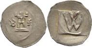 Pfennig 1329-1336 Bistum Speyer Walram von Veldenz 1329-1336. ss  40,00 EUR  +  3,00 EUR shipping