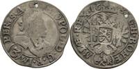 3 Kreuzer 1685 RDR Böhmen Kuttenberg Leopold I., 1657-1705 gelocht, ss  40,00 EUR  +  3,00 EUR shipping
