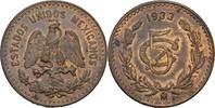 5 Centavos 1933 Mo Mexiko  fast Stempelglanz  50,00 EUR  +  3,00 EUR shipping